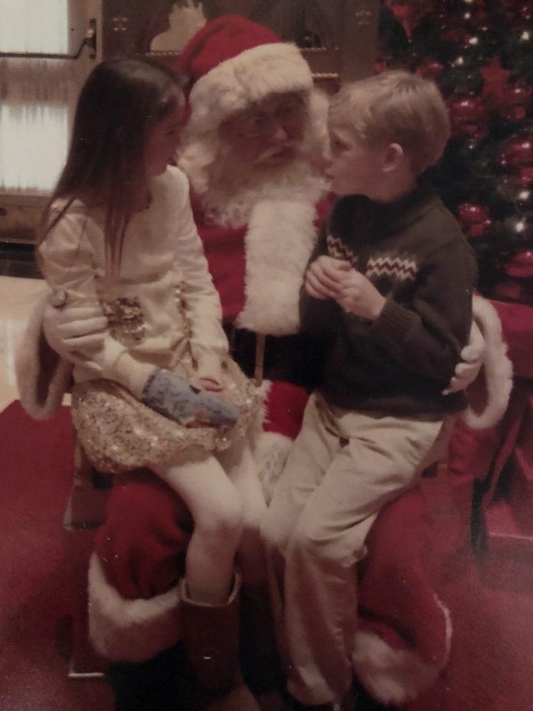 The Year of Disbelief - Christmas - Kids Santa 2012