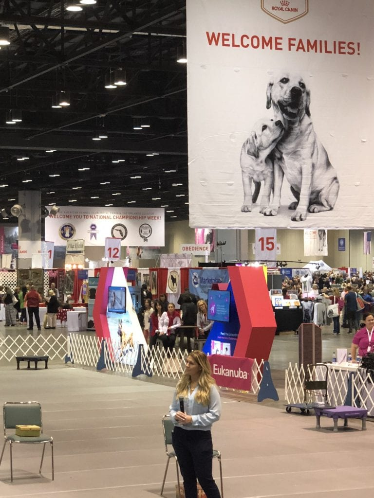 An Insider's Guide to the American Kennel Club Dog Show: Megan Levey