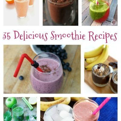 35 Delicious Smoothie Recipes