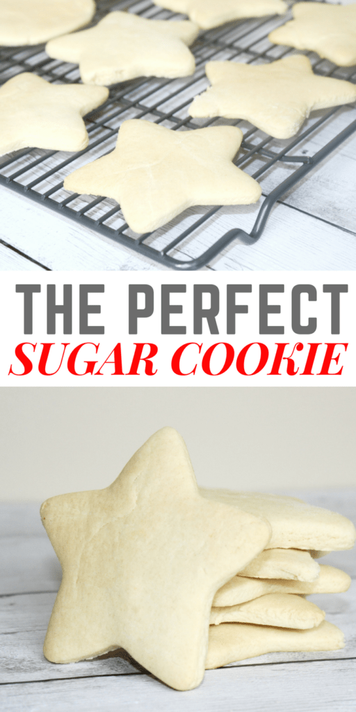 The Perfect Sugar Cookie Recipe  - this has never failed me! // PrettyExtraordinary.com