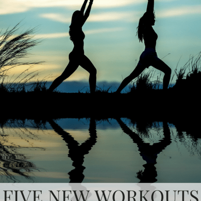 five new workouts to mix up your routine