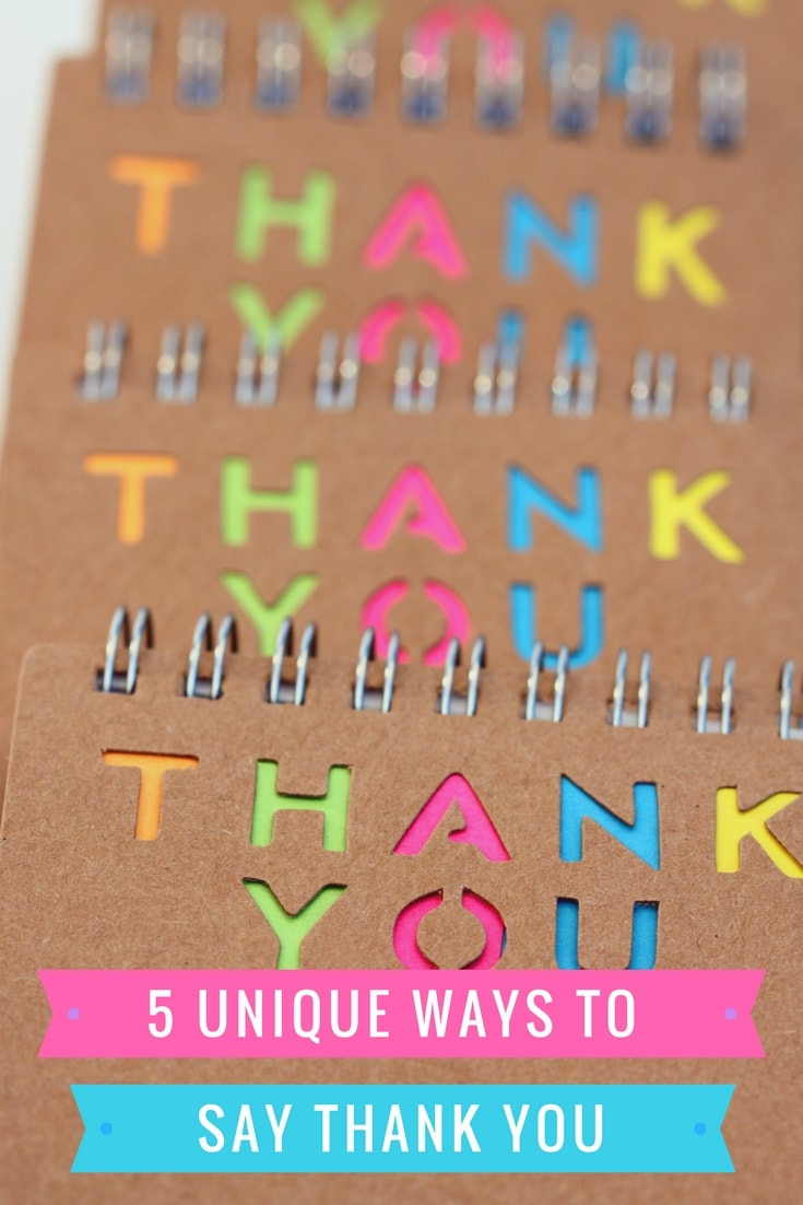 Unique Ways To Decorate Living Room: 5 Unique Ways To Say Thank You