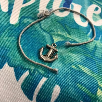 Trust the Universe Anchor Bracelet