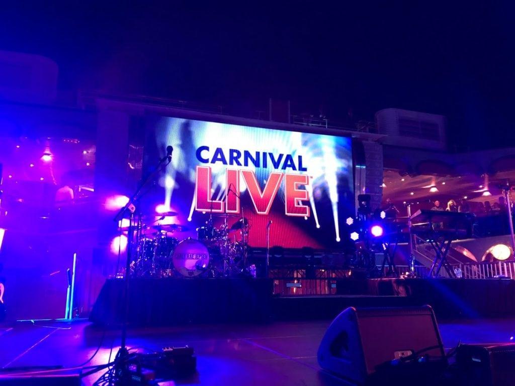 Cruising Carnival with Carly Rae Jepsen #CarnivalLive
