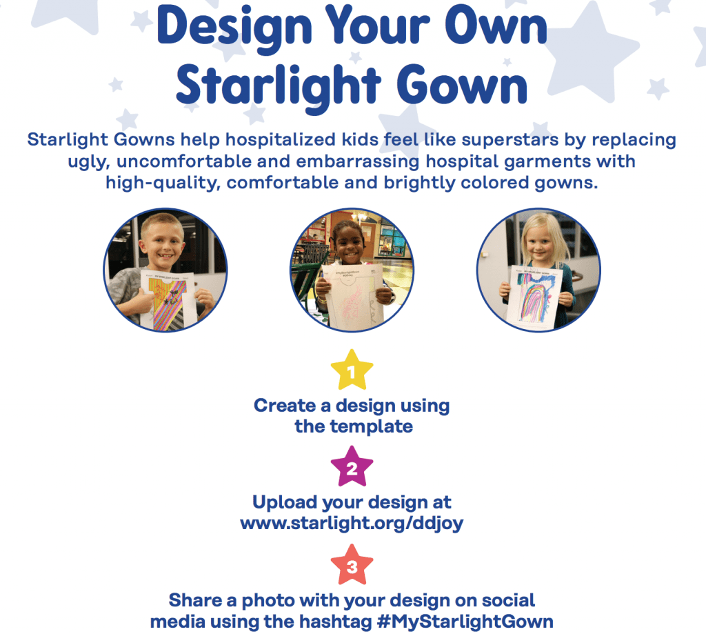 Letting Art Guide Your Heart: Put Joy in Childhood with the Starlight Foundation