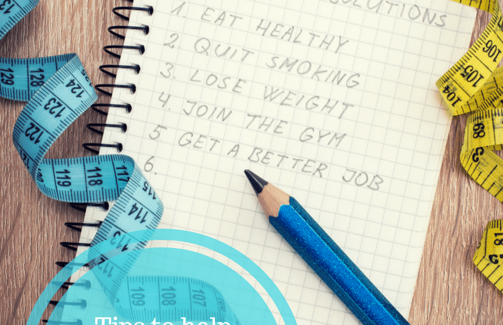 Tips to Help You Stick With Your Resolutions All Year Long - I know I could use the help