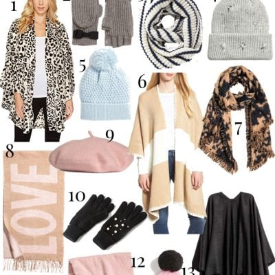 Cute Cold Weather Accessories to Refresh Your Winter Style