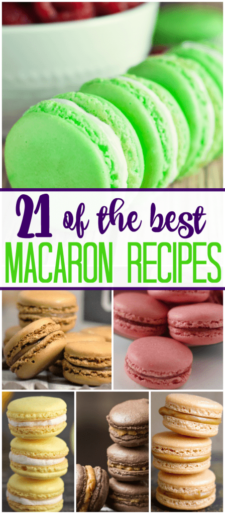 21 of the Best Macaron Recipes