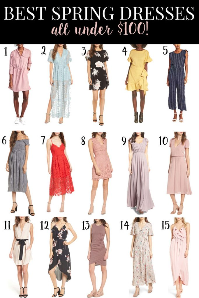 4d5eabeb7f6b Spring Dresses under $100 - Pretty Extraordinary