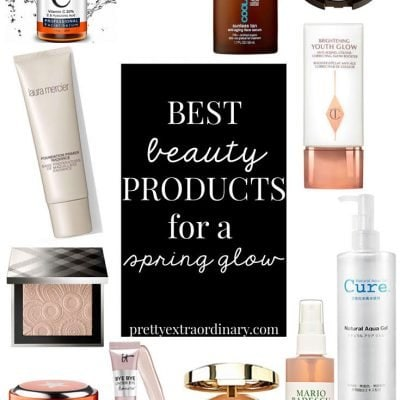 Favorite Beauty Products for Spring