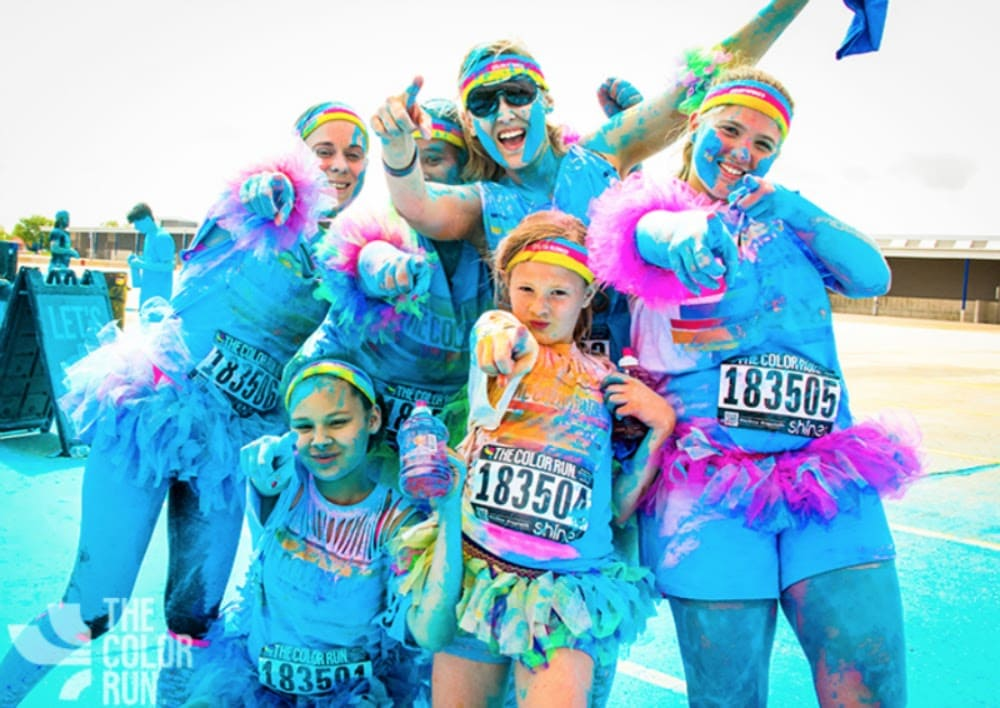 Color Run - The Happiest 5K on Earth: Insider Tips You Need + STL Giveaway