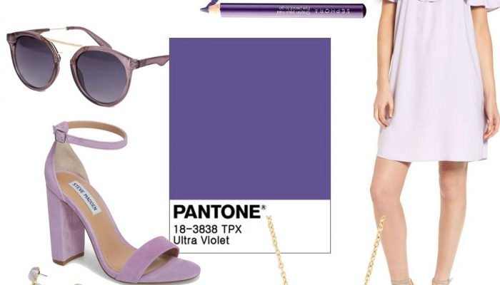 How to Wear Pantone's Color of the Year: Ultra Violet