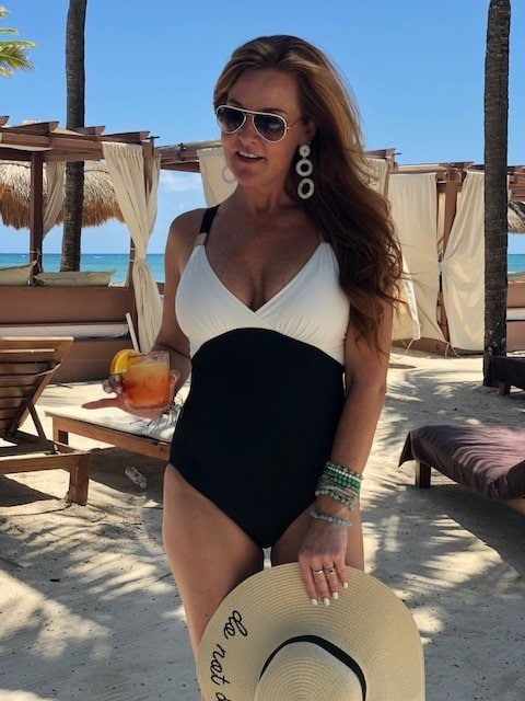 bbc447d2d89 Feel Confident in Your Swimsuit This Summer - Amoressa Swimwear - You Only  Live Twice Horizon