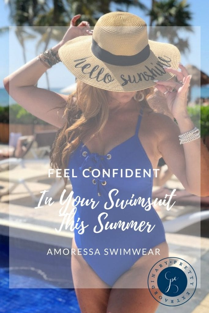 Feel Confident in Your Swimsuit This Summer - Amoressa Swimwear