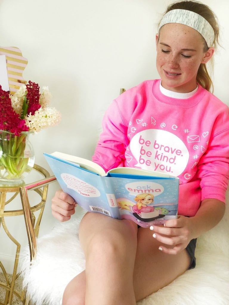 Mother and Daughter Team Up for New Teen Book: Ask Emma