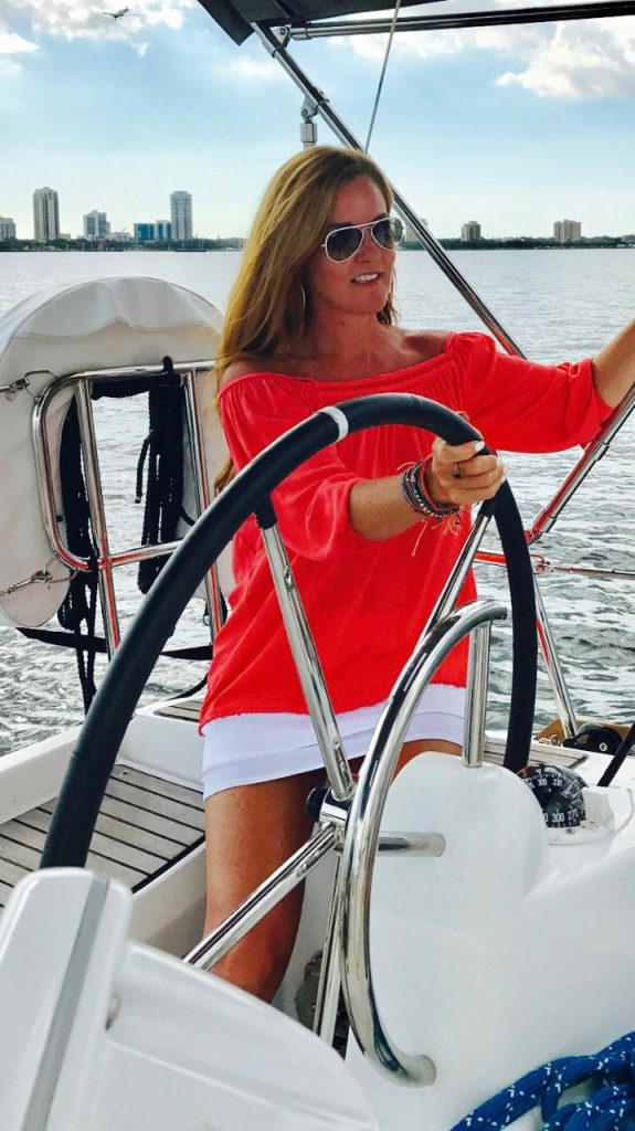 Danielle Sailing