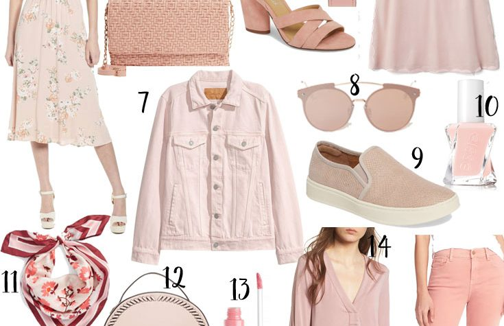 Pretty in Pink: How to Wear Spring's Must-have Color