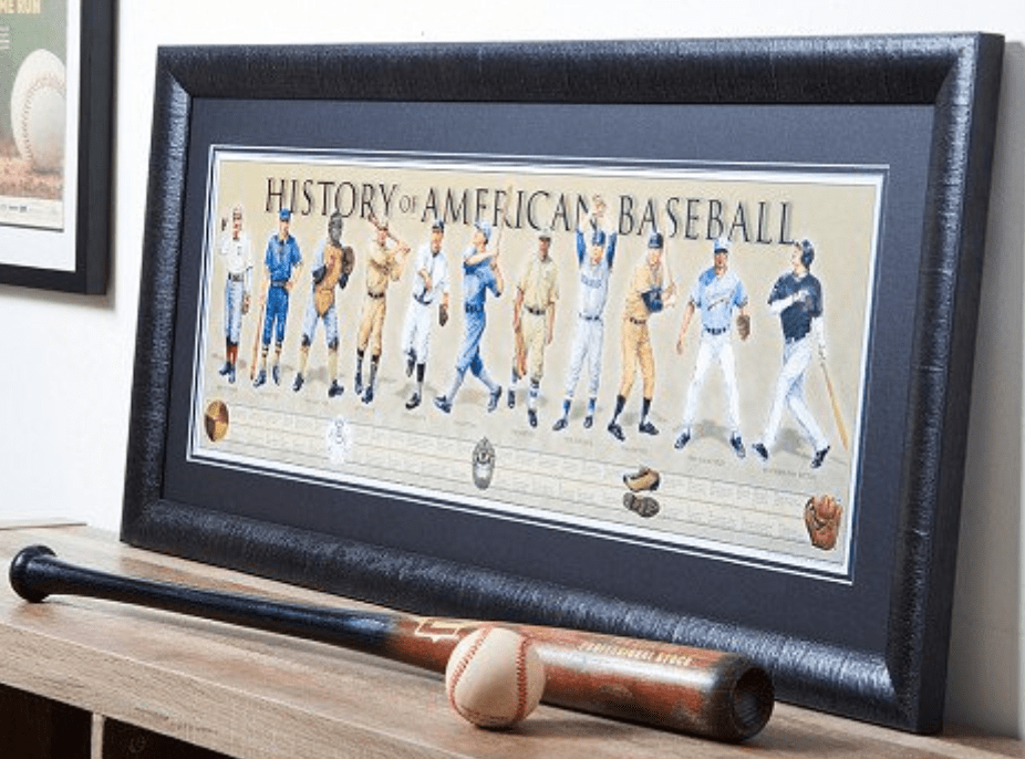 The Most Unique Gifts for Father's Day - The Grommet - History of Baseball