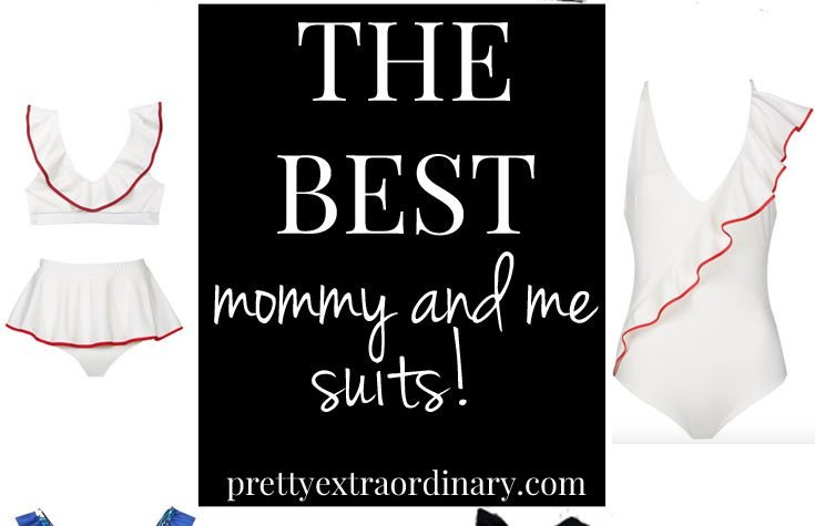 The Best Mommy and Me Swimsuits