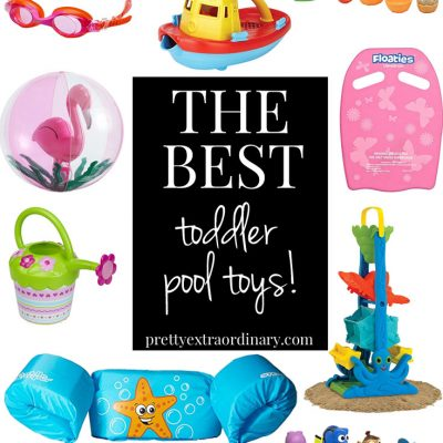 Best Pool Toys for Toddlers