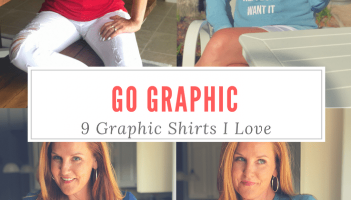 Go Graphic – 9 Graphic Shirts I Love