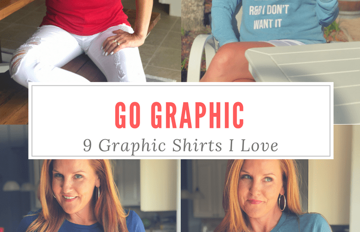 9 Graphic Shirts I love