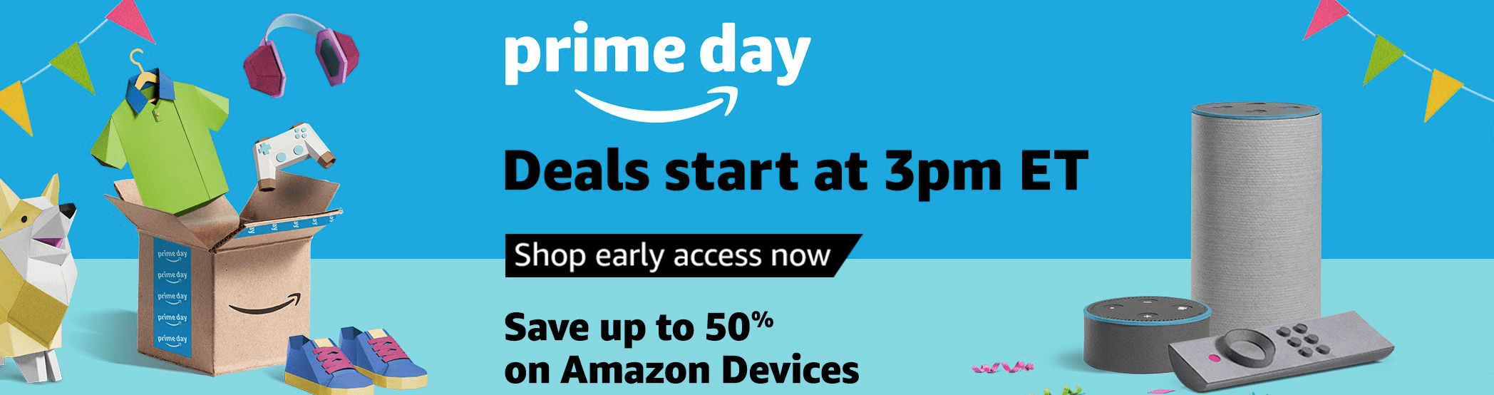 Christmas in July: Everything You Need to Know About Amazon Prime Day (including early deals!)