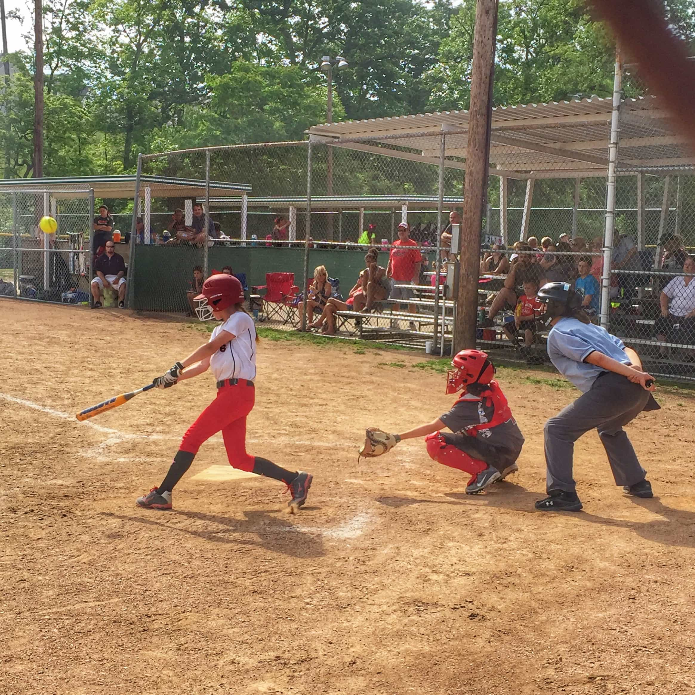 A Letter to My Daughter on Her 14th Birthday: You Do You - Delaney SOftball HIt 2016