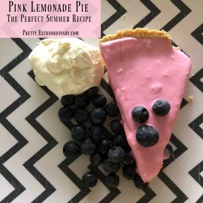 Pink Lemonade Pie: The Perfect Summer Treat