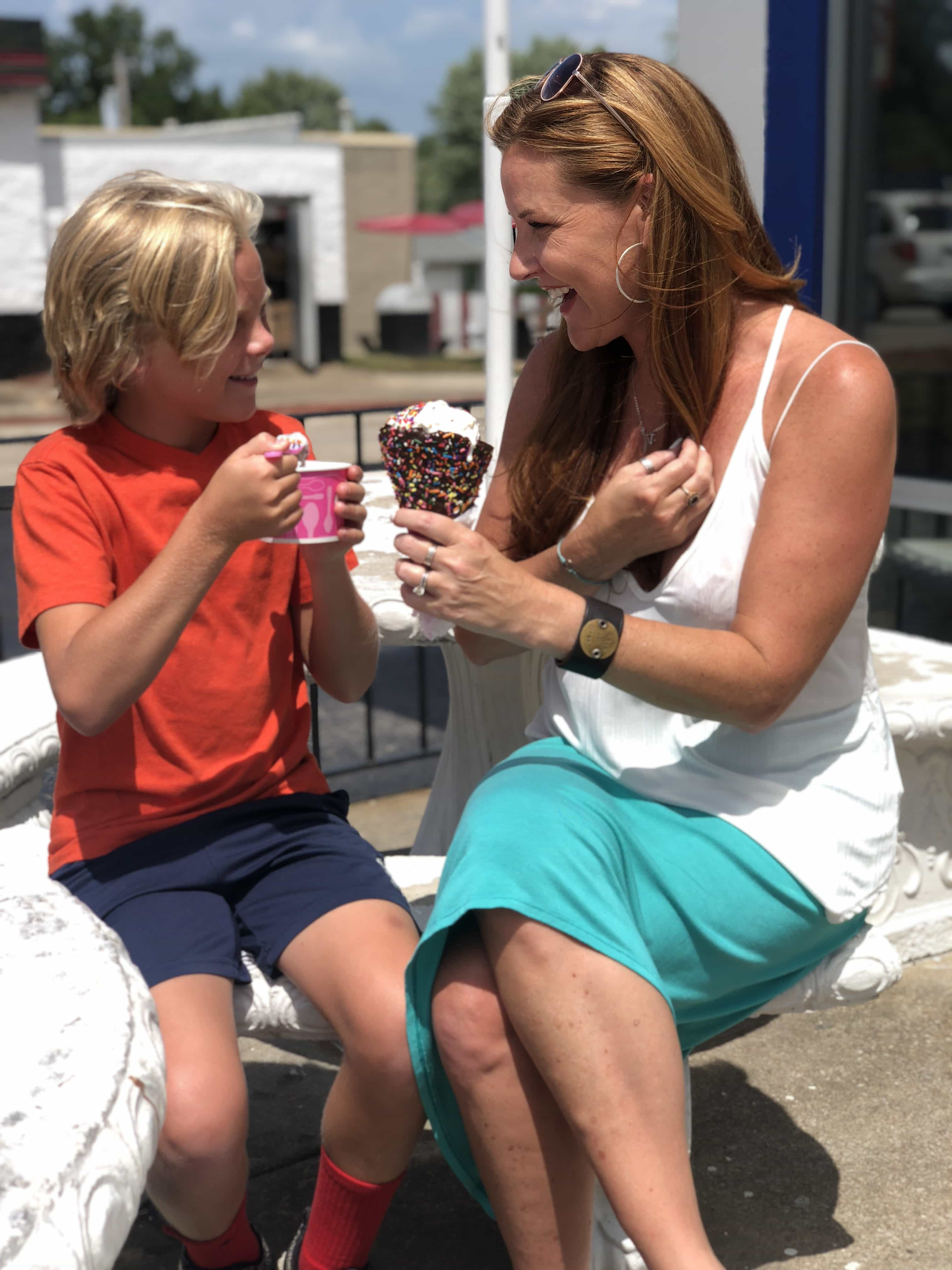 Sprinkling Summer Joy Throughout Childhood - Baskin-Robbins