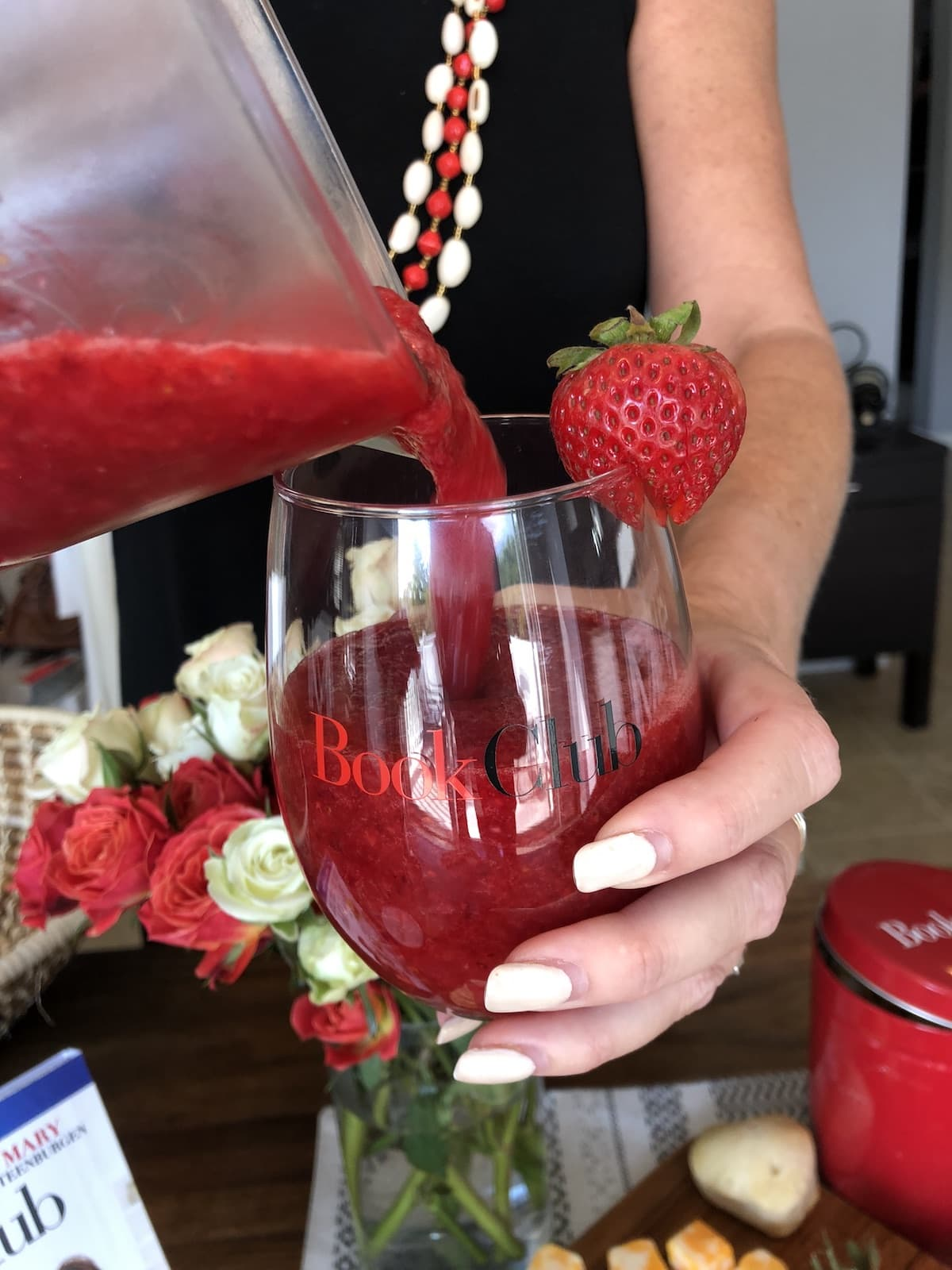Girls Night In: The Perfect Frosé