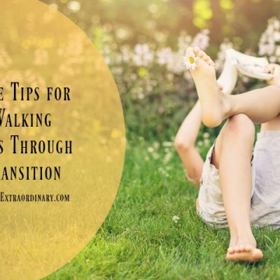 Making a Joyful Transition: A Guide to Helping Kids Adjust