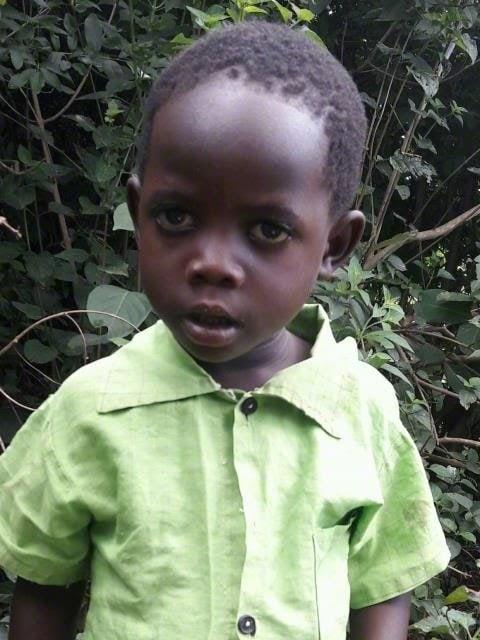 Do Good: Journey to Uganda with World Vision - our sponsored child - Samanya