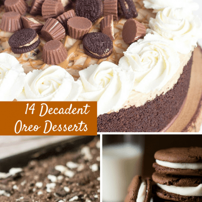 14 Decadent Oreo Desserts