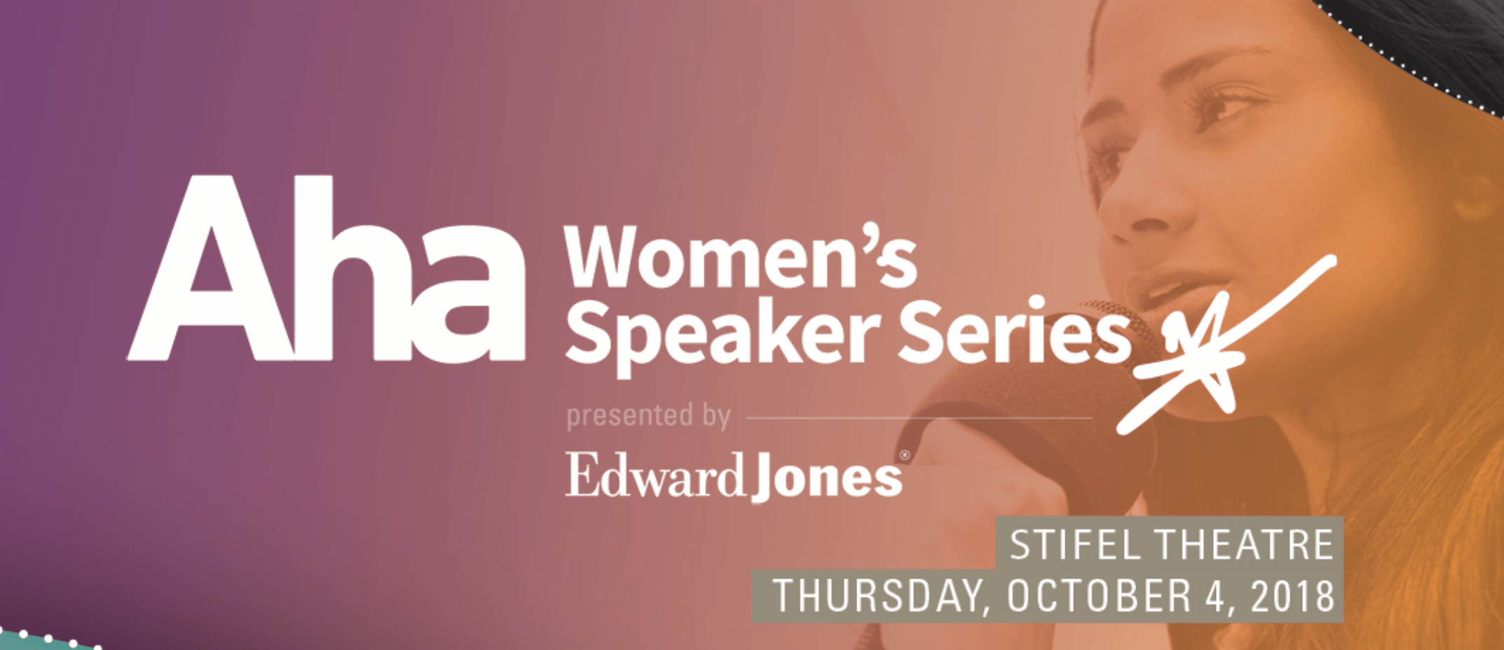 An Aha Moment You Need: Aha Women's Speaker Series in St. Louis