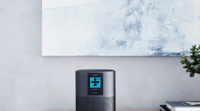 Make Your Home Smart with Speakers and Soundbars from Bose