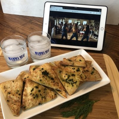 Go Greek for Mamma Mia! Here We Go Again: Greek Inspired Appetizers