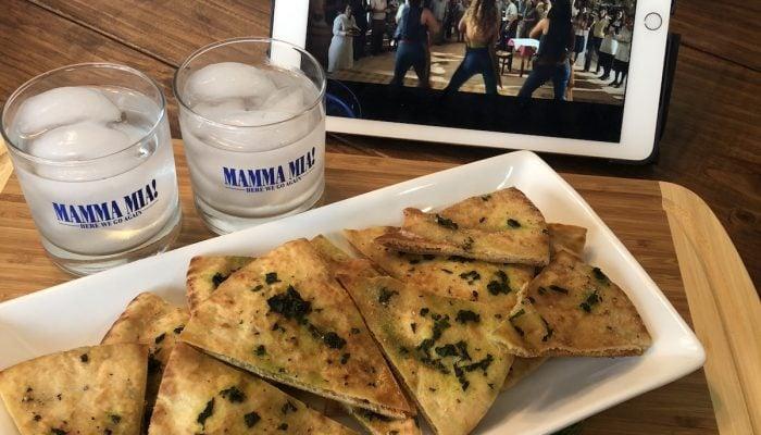 Go Greek for Mamma Mia! Here We Go Again: Greek Inspired Appetizers