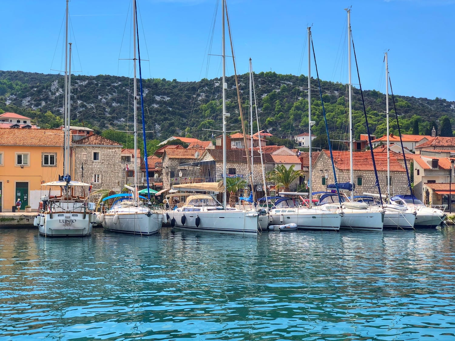 10 Ways to Stay Organized While Traveling - Split Croatia