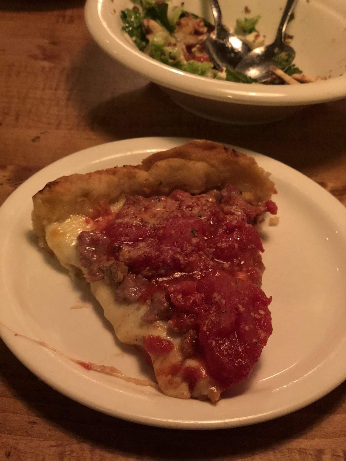 Enjoy Illinois: Exploring Chicago and the Magnificent Mile - Lou Malnati's Pizza