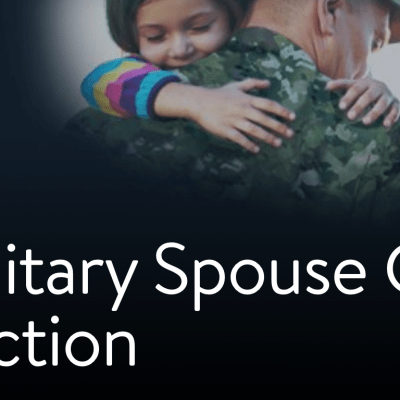 A Beautiful Commitment to Military Spouses