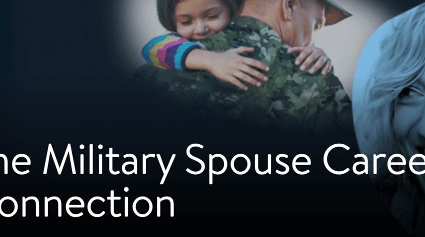 A Beautiful Commitment to Military Spouses - Walmart Military Spouses Connection