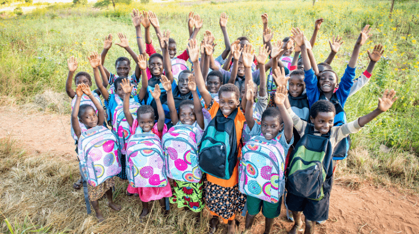 Giving Tuesday: Help Kids Be Kids With World Vision