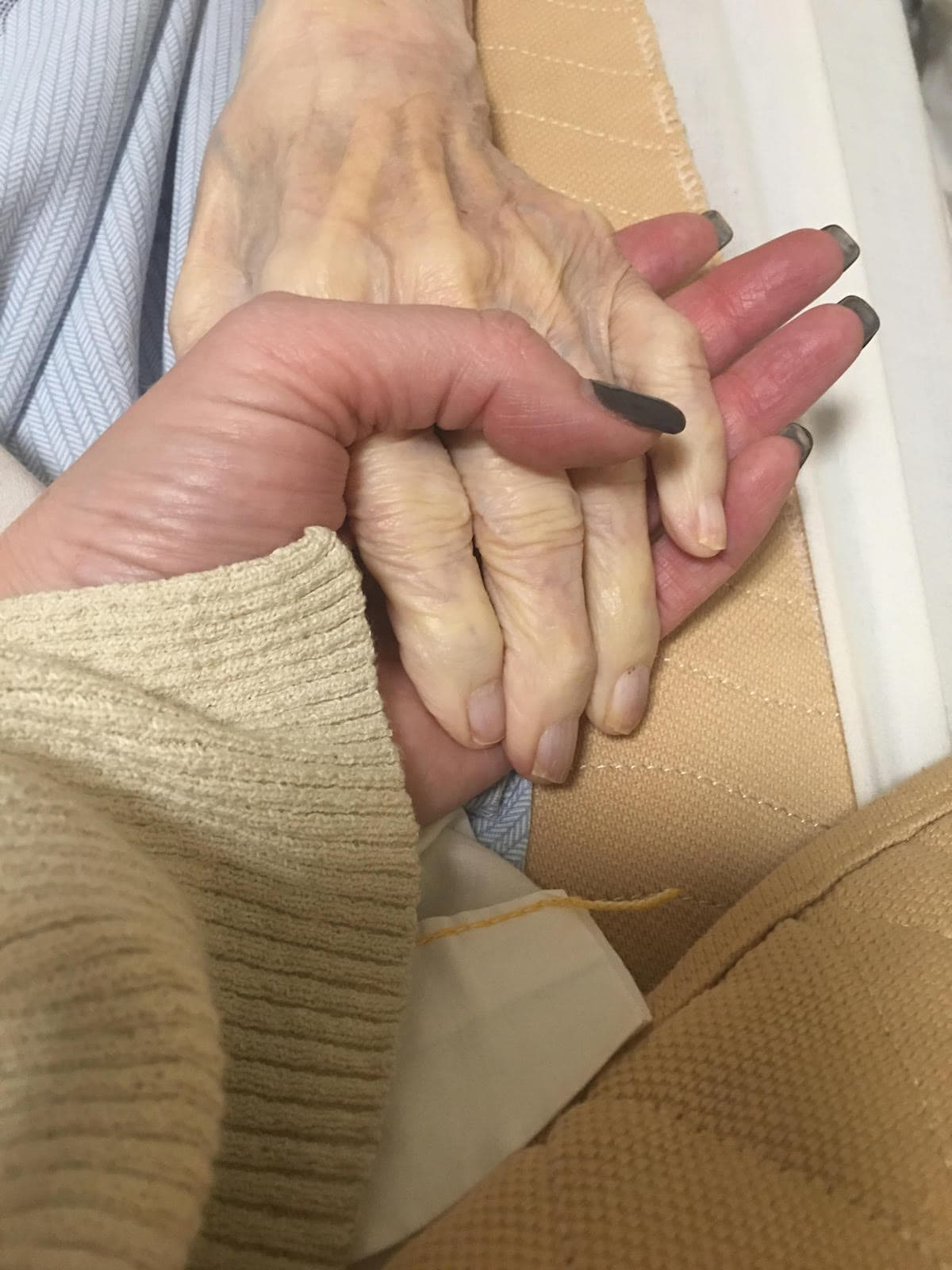 Grams Hands