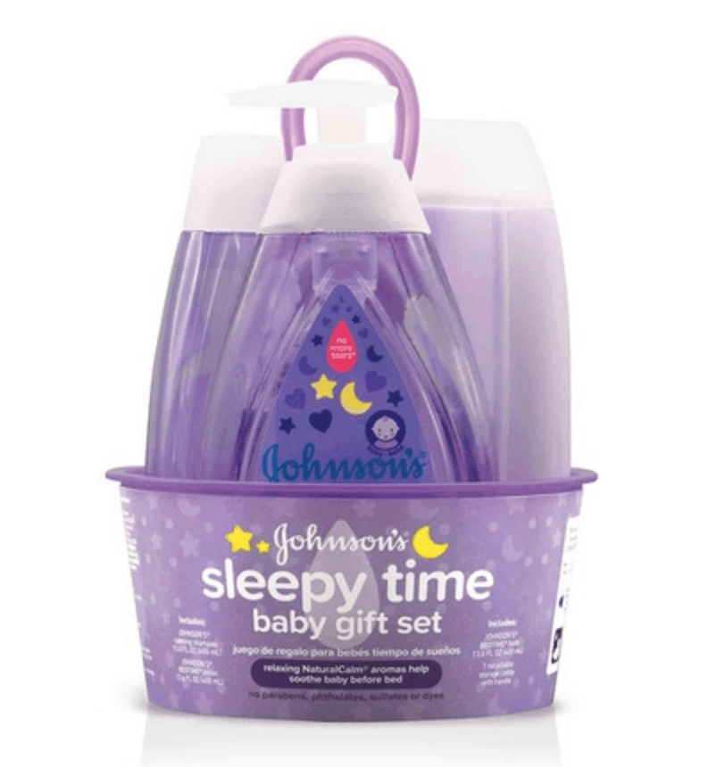 Motherhood and the Power of Scent - JJ Baby Sleepy Time