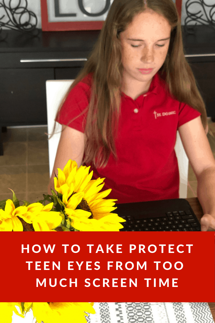 The Power of Eyesight: How to Protect Your Screen Time Loving Kids