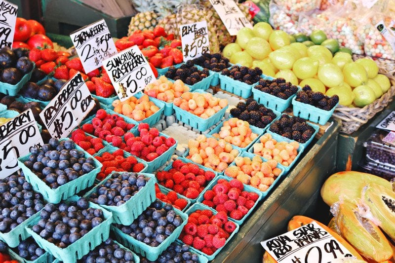 Summer Guide to the Farmer's Market