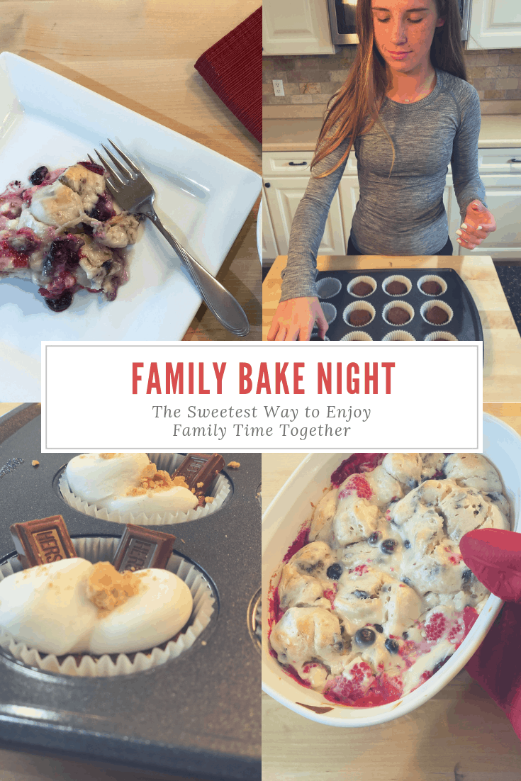 The Sweetest Way to Enjoy Family Time Together: Family Bake Night