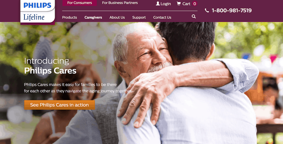 Celebrating and Expanding the Circle of Care with Philips Cares