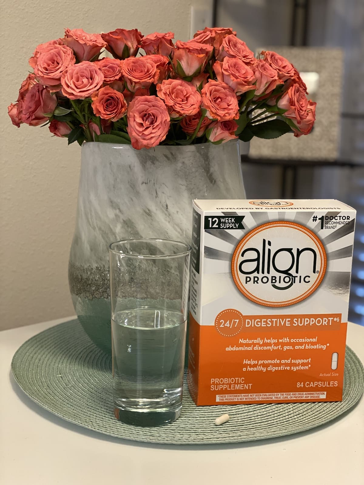 One Small Change: A Healthy Resolution You Can Make and Keep- Align Probiotics
